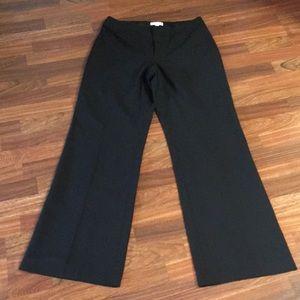 Black Banana Republic Trousers Sz. 12L